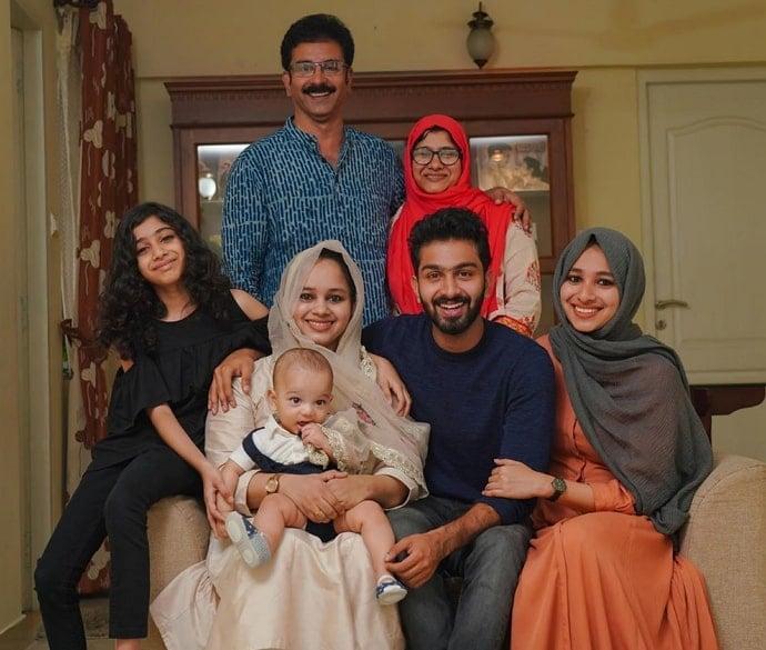 sarjano khalid family