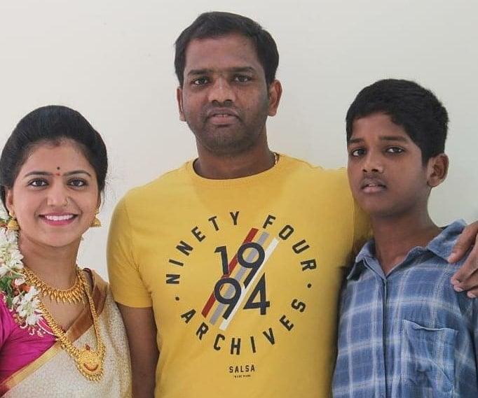 shiva jyothi brother
