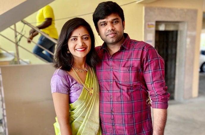 shiva jyothi husband