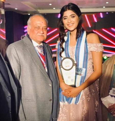 nimrit kaur ahluwalia award