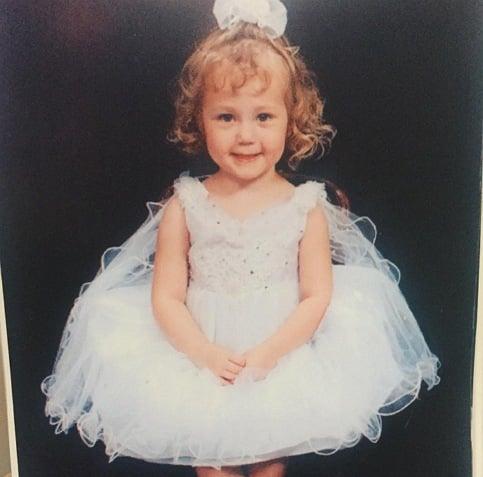 brec bassinger childhood photo