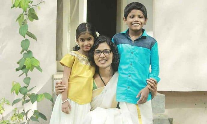 rehana fathima children