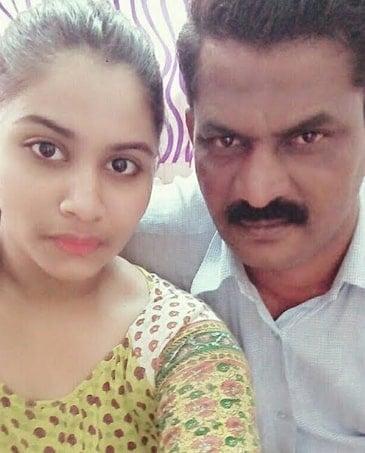 shivani narayanan father