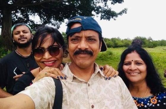 shree rapaka family