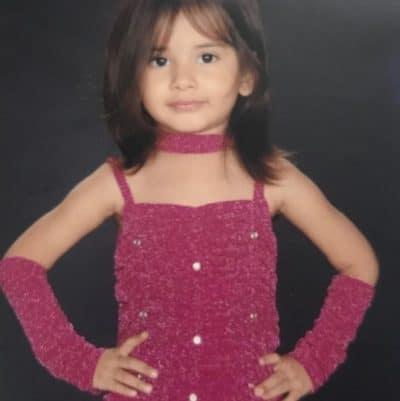 virti vaghani childhood photo