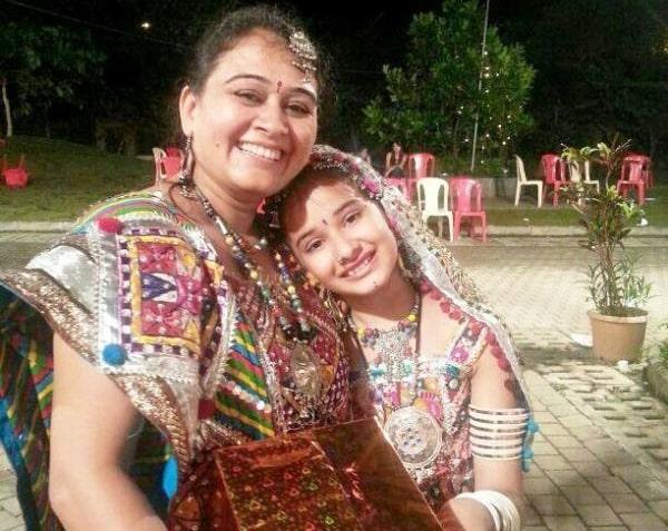 virti vaghani mother