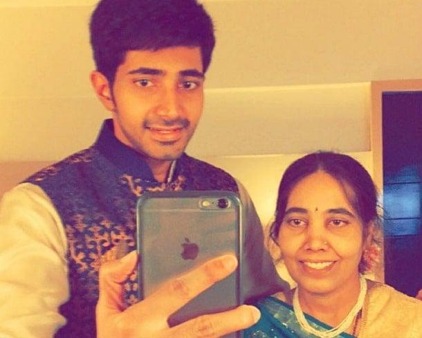 chaitanya jonnalagadda mother
