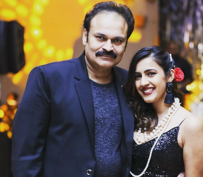 niharika konidela father
