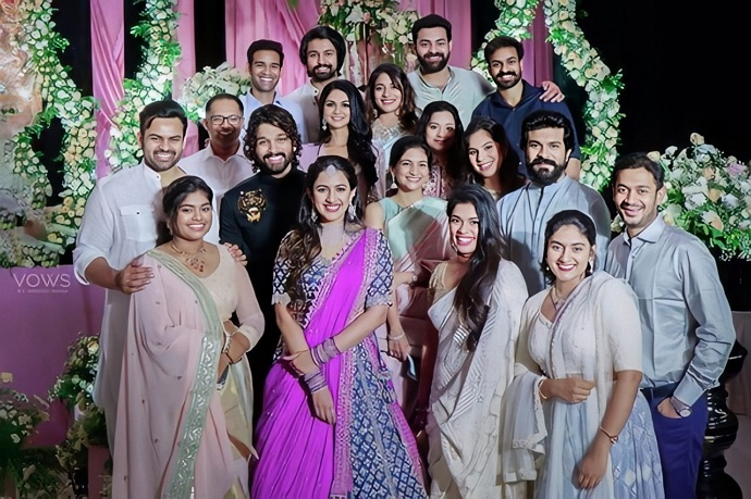 niharika konidela engagement photo