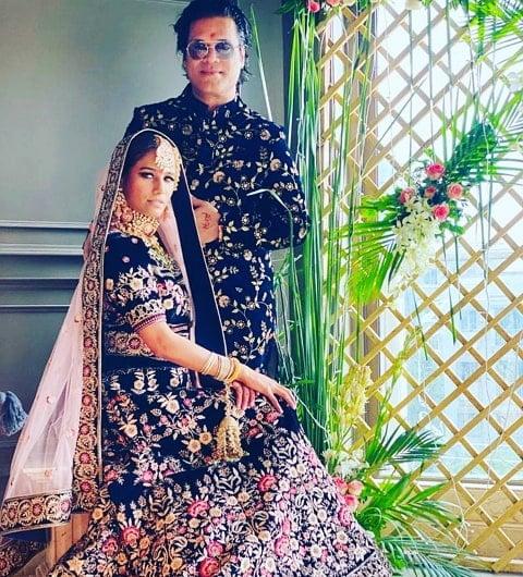 poonam pandey wedding photo