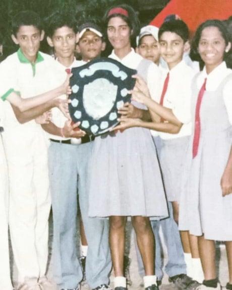 poonam pandey old photo