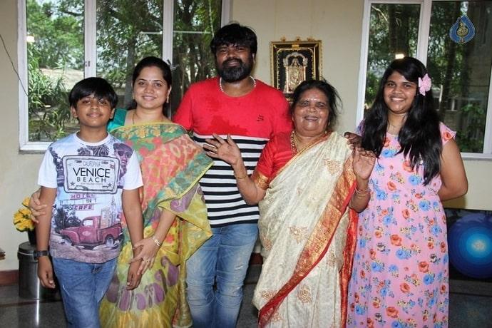 amma rajasekhar family