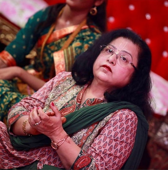 nishant singh malkani mother