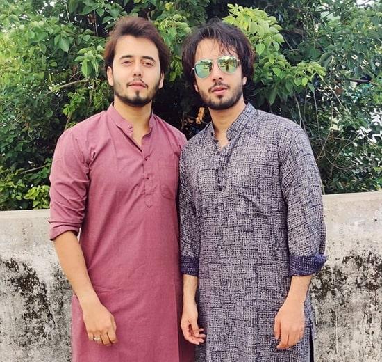 zaan khan brother