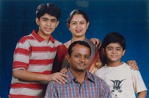 abijeet duddala family