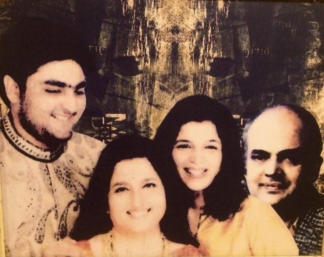 aditya paudwal family