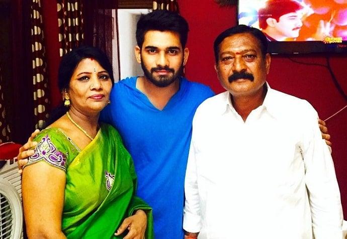 akhil sarthak family