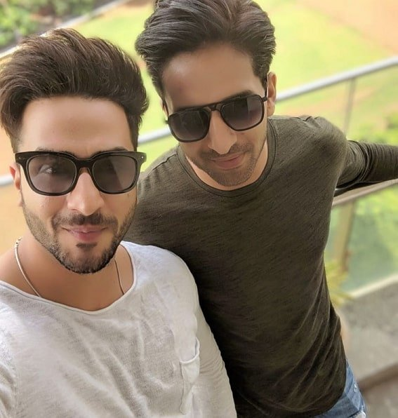 aly goni brother