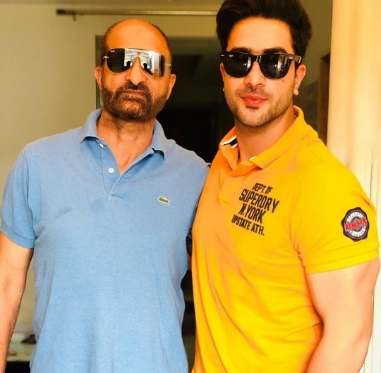 aly goni father