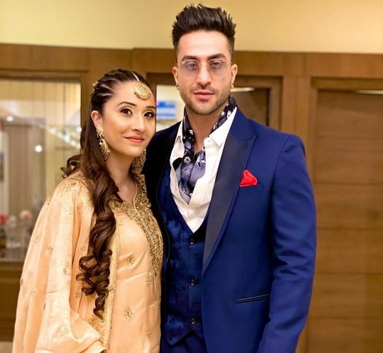 aly goni sister