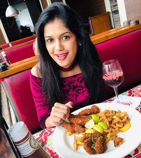ariyana glory diet