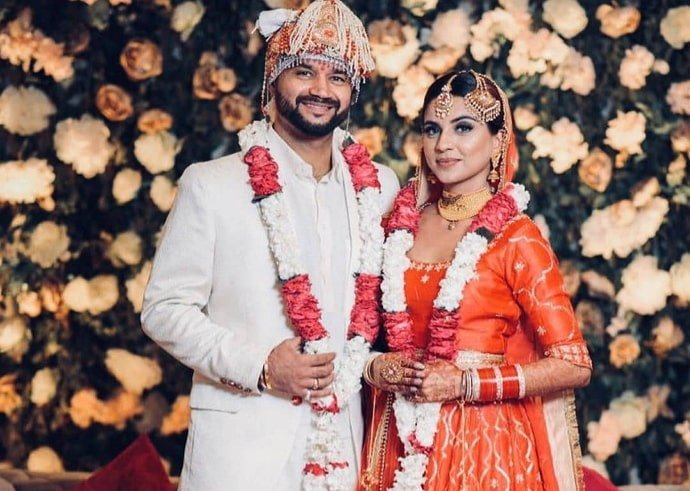 deepti tuli wedding photo