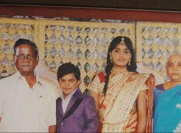 jabardasth naresh family
