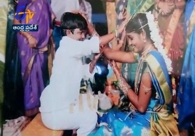 jabardasth naresh wedding photo