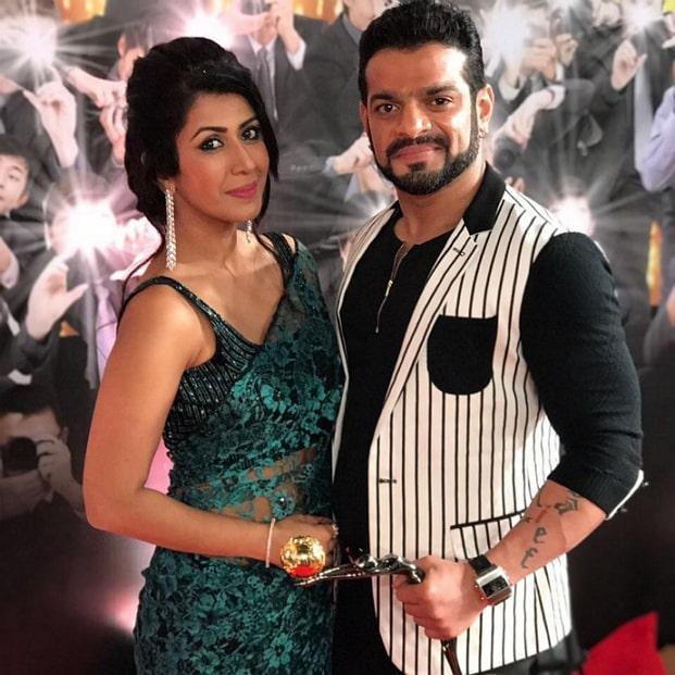 karan patel wife