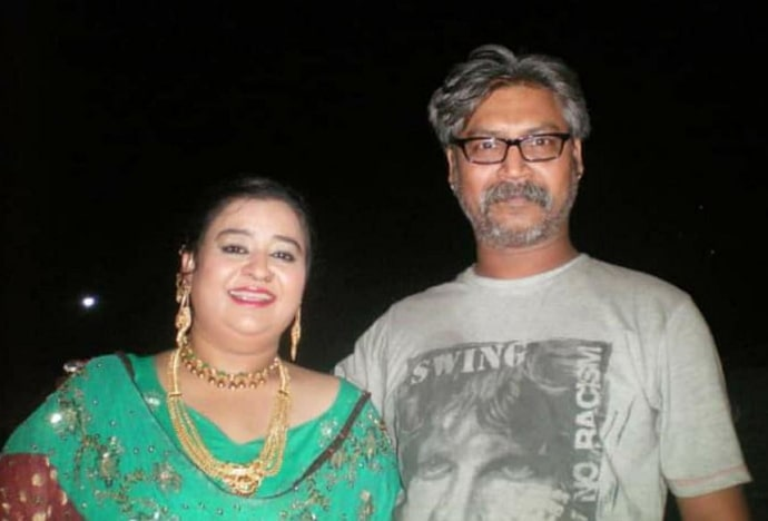 nishi singh bhadli husband