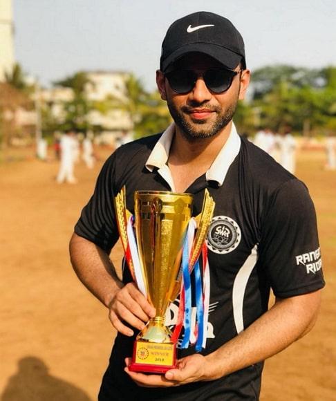 rahul vaidya award