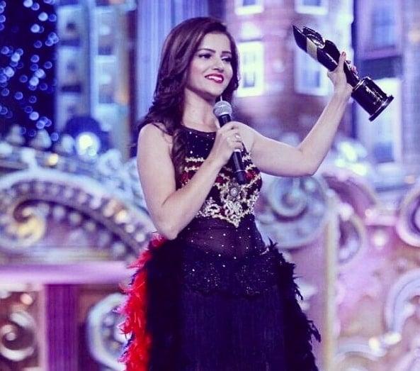 rubina dilaik award