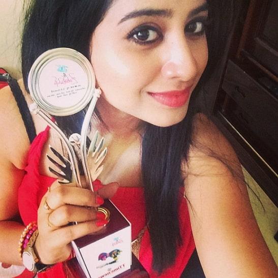 swathi deekshith award