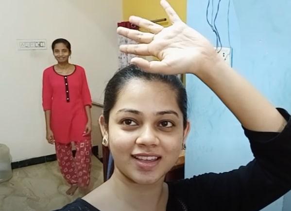 anitha sampath sister