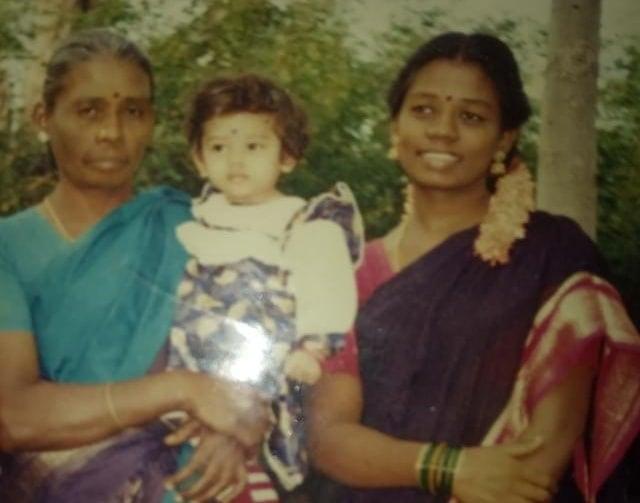 anitha sampath mother