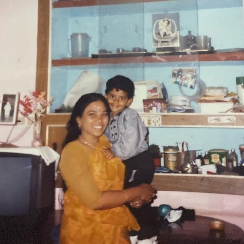 balaji murugadoss mother