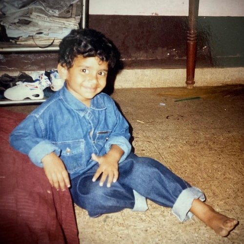balaji murugadoss childhood photo