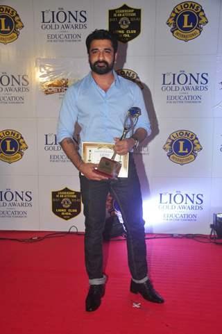 eijaz khan award