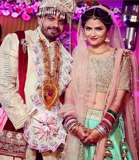 gaurav taneja wedding photo