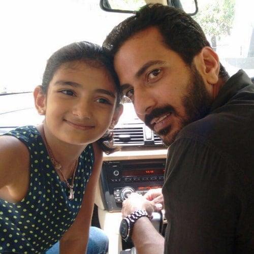 jithan ramesh daughter