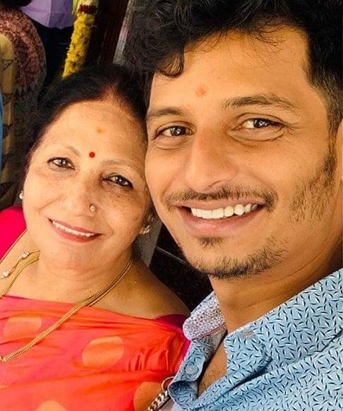 jithan ramesh mother