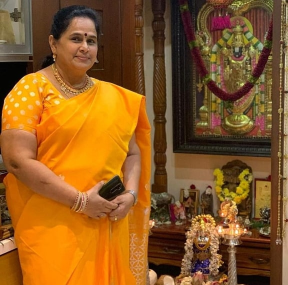 ramya pandian mother