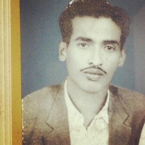 rekha harris father