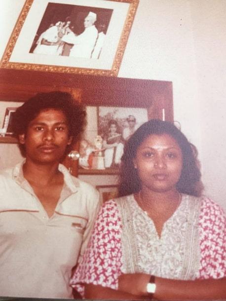 suresh chakravarthy old photo