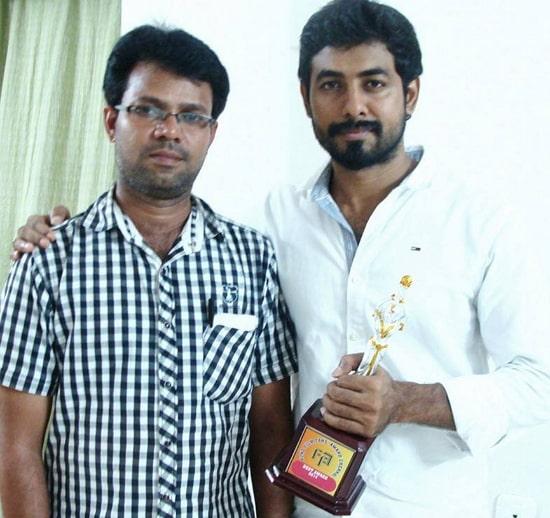 aari arjuna award