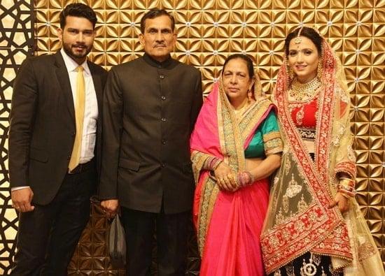 abhilasha jakhar family