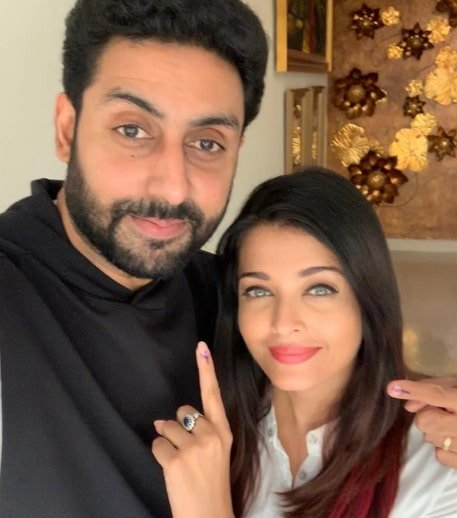 aishwarya rai husband