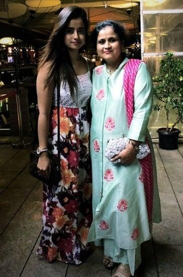 chaitra vasudevan mother
