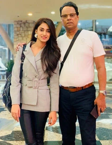 erica fernandes father