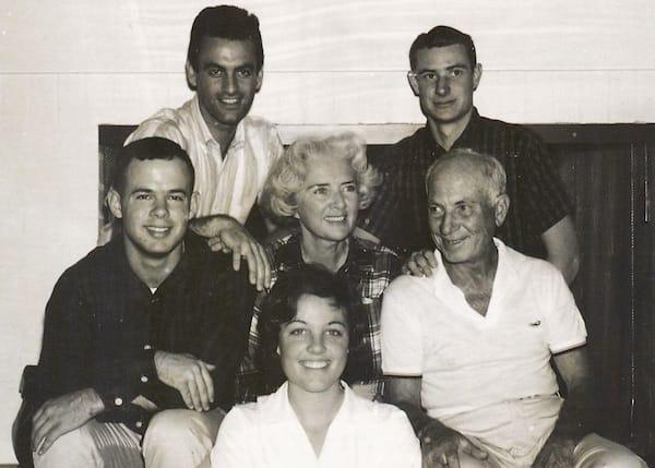 harpo marx family